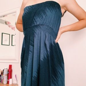 Gap Strapless Summer Dress
